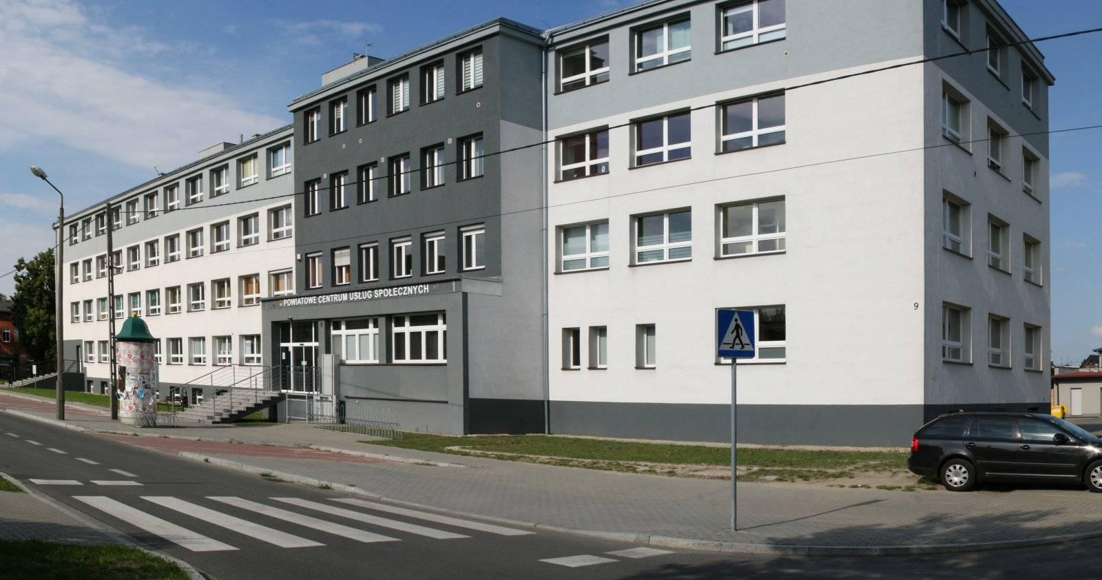 Powiatowe Centrum Usług Społecznych